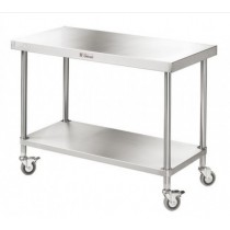 Simply Stainless 700 Series SS03.7.2400 Mobile Work Bench