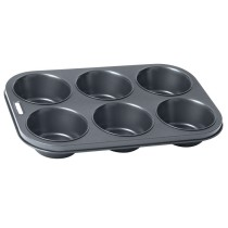 Image of Wiltshire Muffin Tin Texas Non Stick 6 Cup