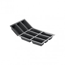 Image of MoulFlex Mould Silicone Rectangular Cake 9 x 90ml/175 x 300 x 30mm