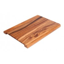 Image of Cutting Board Wood Provincial Medium 350 x 250 x 20mm