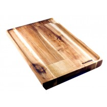 Image of PlankWorks Acacia Serving Board 300 x 195mm W/Tray Cut
