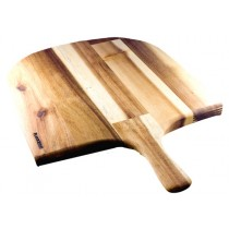 Image of PlankWorks Acacia Serving Paddle Rounded End 440 x 300mm (1)