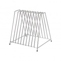 Image of Cutting Board Rack Holds 10 Boards