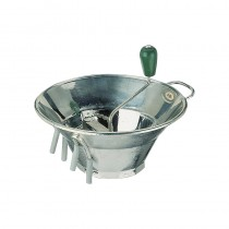 Image of Paderno Food Mill Tin W/3 Blades 310mm