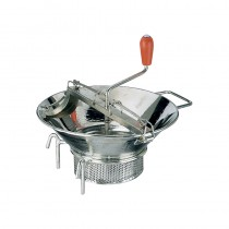 Image of Paderno Food Mill Tin W/1 Blade 370mm