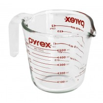 Image of Pyrex Measuring Jug Glass 500ml/2 Cup