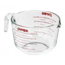 Image of Pyrex Measuring Jug Glass 2ltr/8 Cup