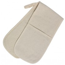Image of Oates Oven Mitt Double Pocket