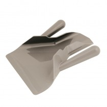 Image of Chip Scoop Dual Handle Nylon Grey