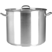 Image of Chef Inox Stockpot Elite S/S 50ltr