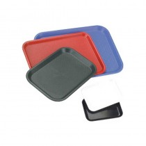 Image of Tray Plastic Brown 450 x 350mm
