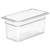 Image of Cambro Food Pan Clear 1/3 Size