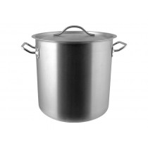 Stockpot Fortis S/S 25.5L 320 x 320mm