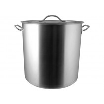 Stockpot Fortis S/S 50L 400 x 400mm
