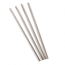 Appetito Stainless Steel Drinking Straw Straight