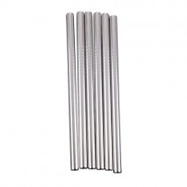 Appetito Stainless Steel Drinking Straw Cocktail