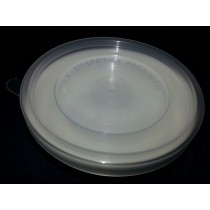 Image of Healthcare Plate Cover Clear 115mm
