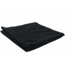 Micro Fibre Cloths Black 400 x 400mm