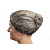 Hair Net Disposable Black