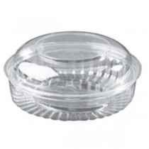 Image of Capri Food Bowl With Dome Lid 568ml 20oz