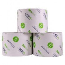 Opticore Toilet Tissue 2ply 100% Recycled 36/Ctn