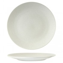 Zuma Round Coupe Plate 310mm Frost