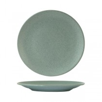 Zuma Mint Round Coupe Plate 230mm