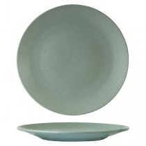 Zuma Mint Round Coupe Plate 310mm