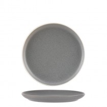 Urban Round Coupe Plate Grey 200mm