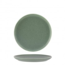 Urban Round Coupe Plate Green 200mm