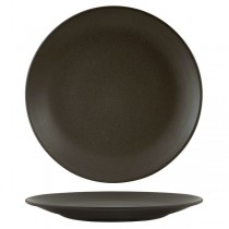 Zuma Coupe Plate 310mm Charcoal 3/Pkt (3)