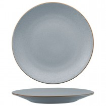 Zuma Bluestone Round Coupe Plate 230mm