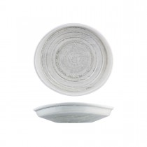Moda Porcelain Organic Plate Willow 250 x 235mm