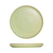 Moda Porcelain Lush Stackable Round Plate