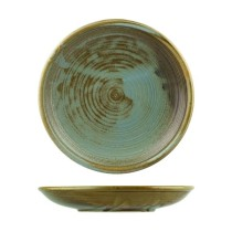 Nourish Deep Plate Fired Earth 255mm