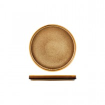 Sango Ora Low Round Stackable Plate 200mm Arica