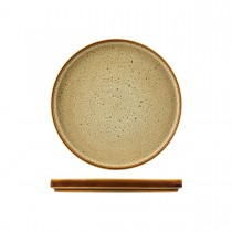 Sango Ora Low Round Stackable Plate 260mm Arica