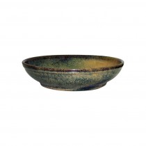 Artistica Round Bowl Flared 230 x 55mm Reactive Brown 2/Pkt