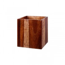 Churchill Alchemy Wood Cube Riser 180 x 180mm (4)