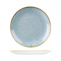 Churchill Stonecast Round Coupe Plate 288mm Duck Egg