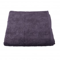 Bath Sheet Ultra charcoal
