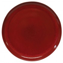 Artistica Pizza Plate 330mm Reactive Red