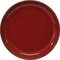 Image of Artistica Round Plate Reactive Red 190mm