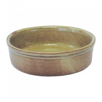 Artistica Round Tapas Dish 160 x 40mm Flame 4/Pkt