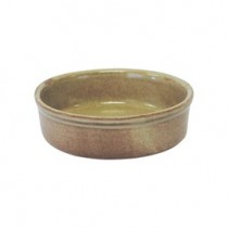 Image of Artistica Round Tapas Dish Flame 110 x 30mm