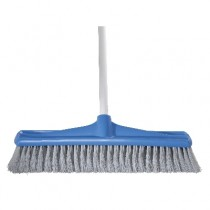 Broom Professional All Purpose Medium 450mm With Handle