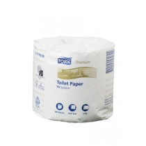 Image of Tork Premium Toilet Roll 2ply 280/Roll (48)