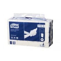 Image of Tork Advanced Ultraslim Towel 1Ply 24 x 24Cm