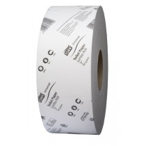 Image of Tork Jumbo Toilet Roll 1ply 650mtr