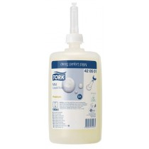 Tork 420501 Mild Liquid Soap 1ltr S1 (6)